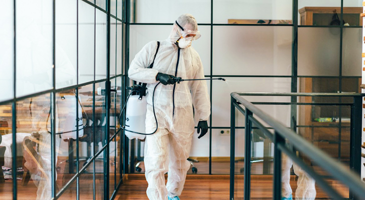 Best Practices For Sanitizing Your Commercial Building Amidst The Pandemic