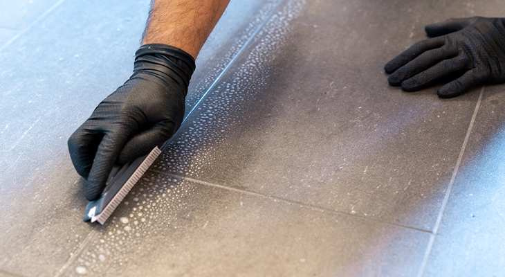 Dealing With Grout? Here's What You Can Do